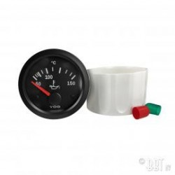 VDO Oiltemperature gauge,...
